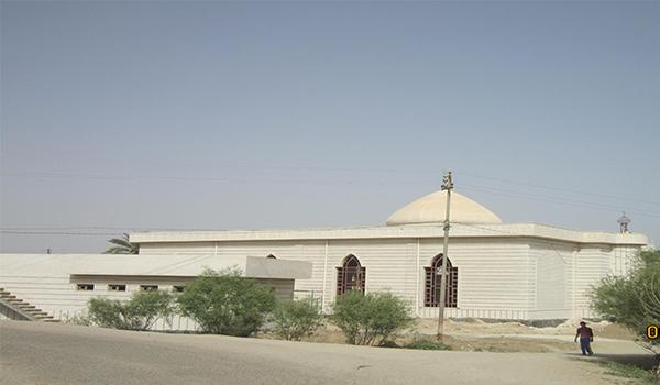 الدائرة الهندسية تكمل أعمال هدم جامع أبو ذر الغفاري / الفلوجة واعادة بنائه