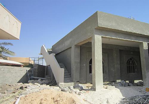 الدائرة-الهندسية-تكمل-أعمال-هدم-جامع-أبو-ذر-الغفاري-الفلوجة-واعادة-بنائه4