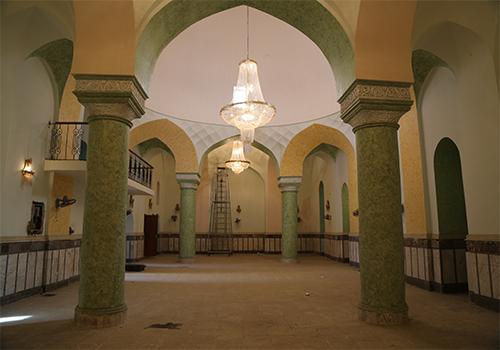 الدائرة-الهندسية-تنجز-أعمال-تأهيل-مرقد-سيد-سلطان-علي-في-العاصمة-بغداد2