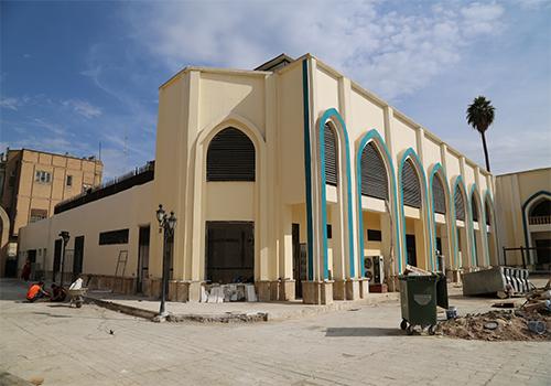 الدائرة-الهندسية-تنجز-أعمال-تأهيل-مرقد-سيد-سلطان-علي-في-العاصمة-بغداد3