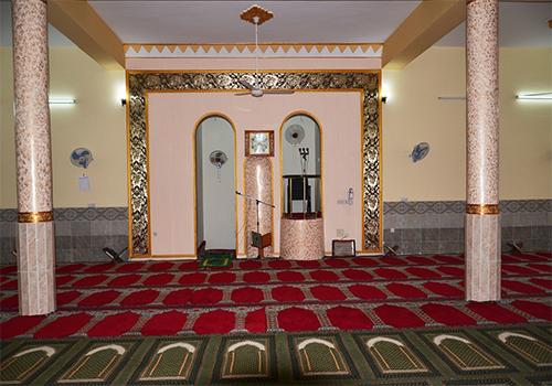 الدائرة-الهندسية-تنهي-أعمال-صيانة-جامع-الإمام-الحنبلي-التاجي1