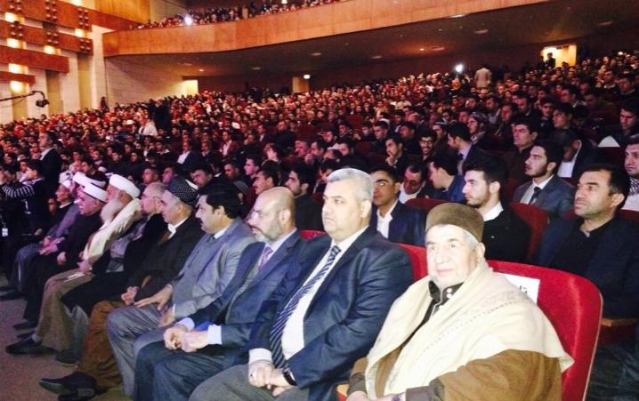 الوقف السني يشارك في مهرجان الخال الدولي لتلاوة القرآن الكريم بدورته السادسة (1)