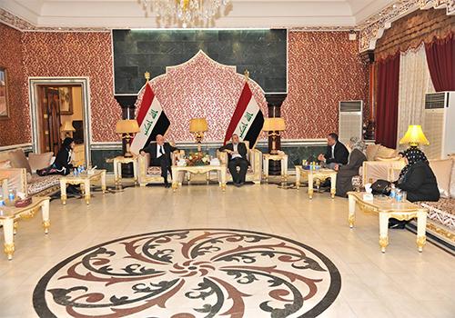 ديوان-الوقف-السني-يستقبل-مدير-مكتب-منظمة-اليونسكو-في-العراق1