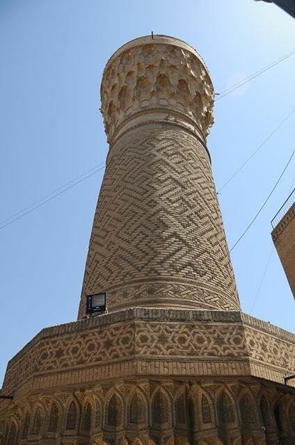 مستشار الثقافة في منظمة اليونسكو يتفقد عدد من الجوامع والأبنية الأثرية  (2)