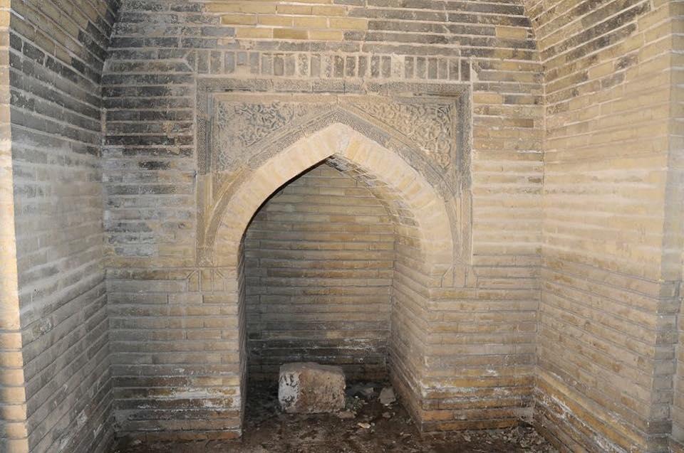 مستشار الثقافة في منظمة اليونسكو يتفقد عدد من الجوامع والأبنية الأثرية  (3)