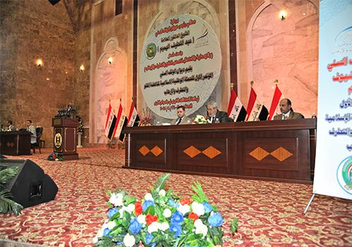 ديوان-الوقف-السني-يعقد-مؤتمره-الأول-لمناهضة-الغلو-والتطرف-والارهاب-بحضور-اكثر-من-٣٠٠٠-شخصية-إسلامية2