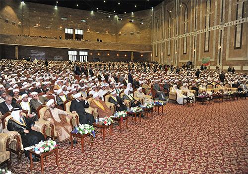 ديوان-الوقف-السني-يعقد-مؤتمره-الأول-لمناهضة-الغلو-والتطرف-والارهاب-بحضور-اكثر-من-٣٠٠٠-شخصية-إسلامية4