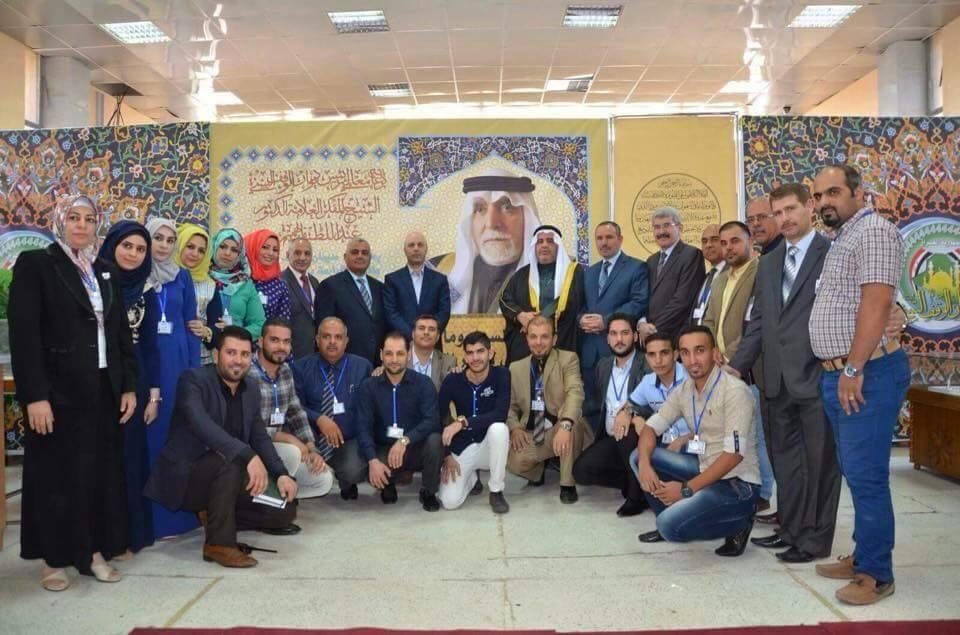 وكيل رئيس الديوان يزور معرض بغداد الدولي برفقة مديري دائرة الاحتفالات والدائرة الادارية والمالية (2)