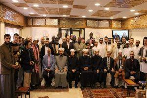 وفد من المركز العراقي للقرآن الكريم يشارك في جائزة عزم طرابلس (2)