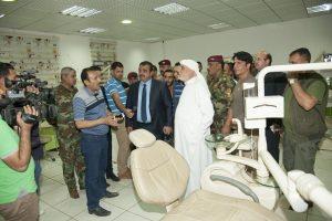 طلبة جامعة الموصل يوجهون نداء الى الدكتور الهميم لزيارة الجامعة وايصال صوتهم الى الحكومة المركزية (1)